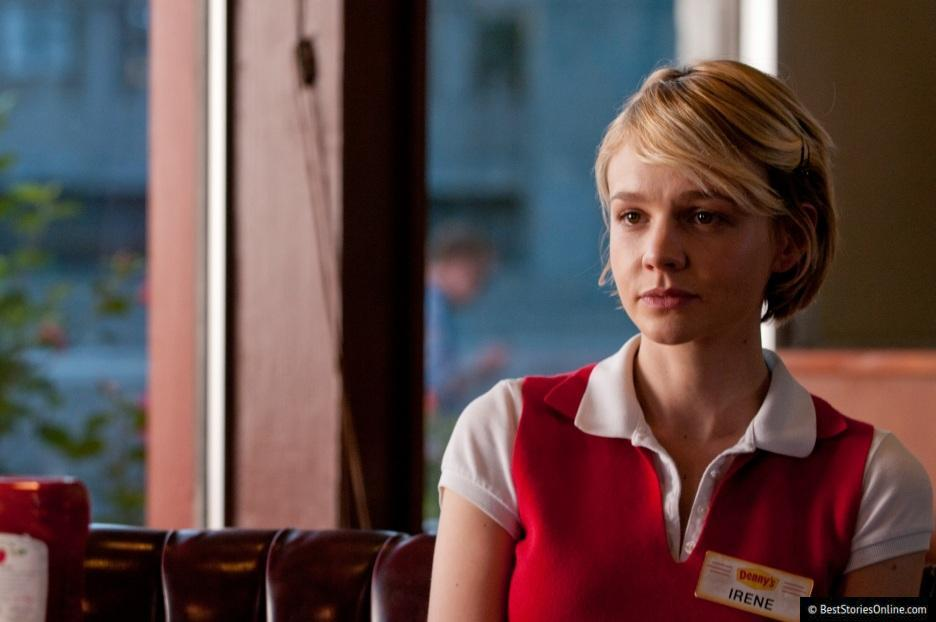 Pictured: A still of Carey Mulligan in 'Drive' (2011).