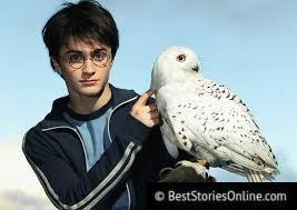 """Pictured: A young Radcliffe on the set of """"Harry Potter and the Prisoner of Azkaban""""."""