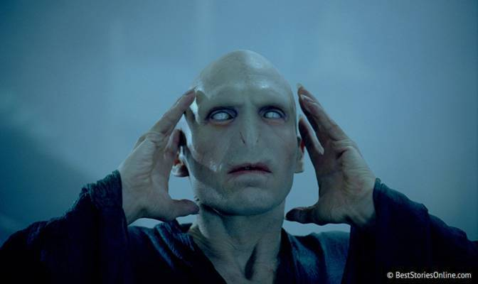 Pictured: Actor Ralph Fiennes.
